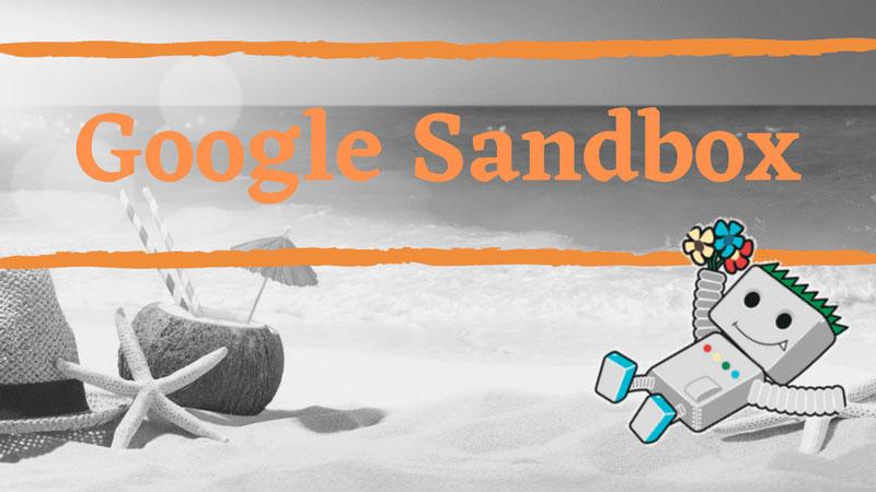 Google Sandbox Thumbnail